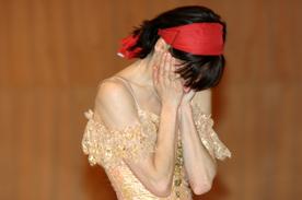 Daria Klimentova 2006 Gala Prague