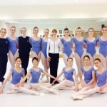 Royal Ballet first year with Daria