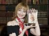 Daria Klimentova with Lifetime Achievement Award photo by Elliot Franks