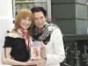 Daria Klimentova with Dame Beryl Grey photo by Elliot Franks